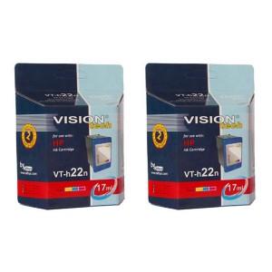 HP 22, DUOpack, Vision Tech kompatibilný