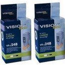 Canon BCI-24B, DUOpack, Vision Tech kompatibilný