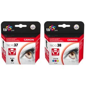 Canon PG-37 + CL-38, 2ks kompatibilná sada