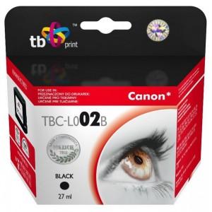 Canon BC-02 black 22ml, TB renovovaná