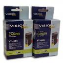 Canon BCI-6BK, DUOpack, Vision Tech kompatibilný
