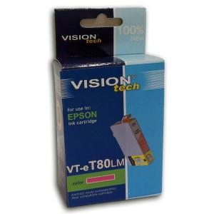 Epson T080-6 lightmagenta 14ml, Vision kompatibil