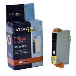 Epson T048-1 black 16ml, Vision kompatibil