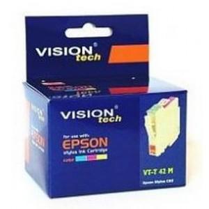 Epson T042-3 magenta 16ml, Vision kompatibil