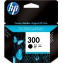 Atramentová náplň HP 300, black CC640EE