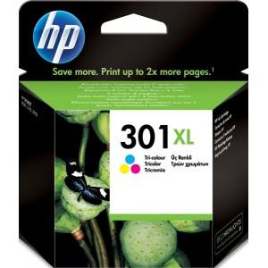 Atramentová náplň HP 301XL, color CH564EE