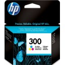 Atramentová náplň HP 300, color CC643EE