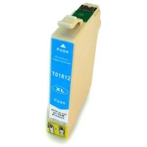 Epson T181-2 cyan, kompatibil