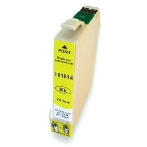 Epson T181-4 yellow, kompatibil