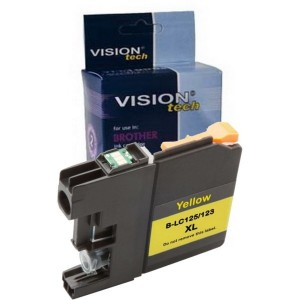 Brother LC-125XL yellow Vision Tech