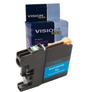 Brother LC-125XL cyan Vision Tech