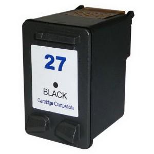 HP 27, black 18ml, kompatibil