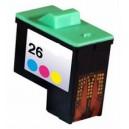Lexmark 26 color 10ml, kompatibil