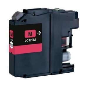 Brother LC-123XL magenta Vision Tech