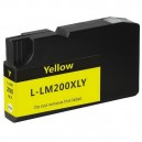 Lexmark 200XL / 210XL 32ml, kompatibil yellow
