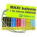 Kazety Epson T048 12ks maxi set + 2 zadarmo