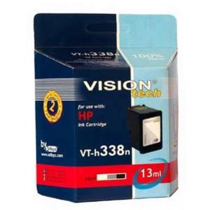 HP 338, black 18ml, Vision Tech kompatibilné