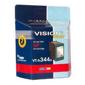 HP 344, color 19ml, Vision Tech kompatibilné