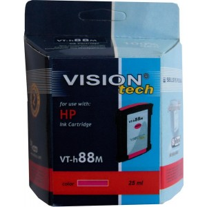 HP 88M XL, magenta 28ml, Vision Tech kompatibilné