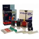 Refill HP 57, Vision Tech, color, 3x20ml