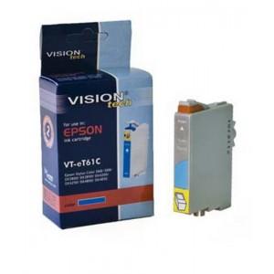 Epson T061-2 cyan 16ml, Vision kompatibil