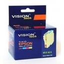 Epson T042-2 cyan 16ml, Vision kompatibil