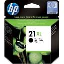 Atramentová náplň HP 21XL, black C9351CE