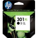 Atramentová náplň HP 301XL, black CH563EE