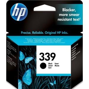 Atramentová náplň HP 339, black C8767EE