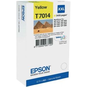 Atramentová kazeta Epson T7014, yellow