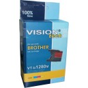 BrotherLC-1280M magenta 28ml, Vision Tech