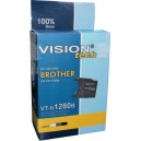 Brother LC-1280Bk black 28ml, Vision Tech
