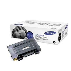 Toner Samsung CLP-510D7K