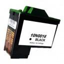 Lexmark 16 black 16ml, kompatibil