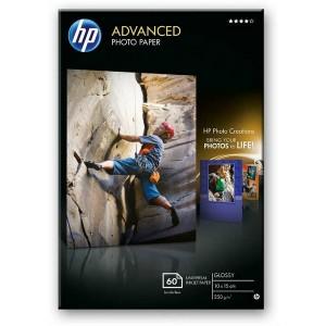 Papier HP Q8008A, A6 Glossy 250 g/m2, 60 ks