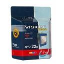 Kompatibilné s HP 22, Vision Tech, color 17ml