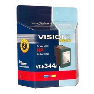 HP 344, color 19ml, Vision Tech kompatibilné